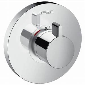 Hansgrohe Thermostat Unterputz : hansgrohe showerselect s highflow up thermostat 15741000 megabad ~ Frokenaadalensverden.com Haus und Dekorationen