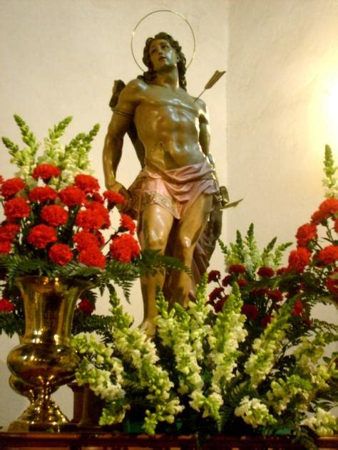 san sebastian martir hinojosa del duque