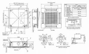 Fdt56kxe6f Indoor Units Ceiling Cassette