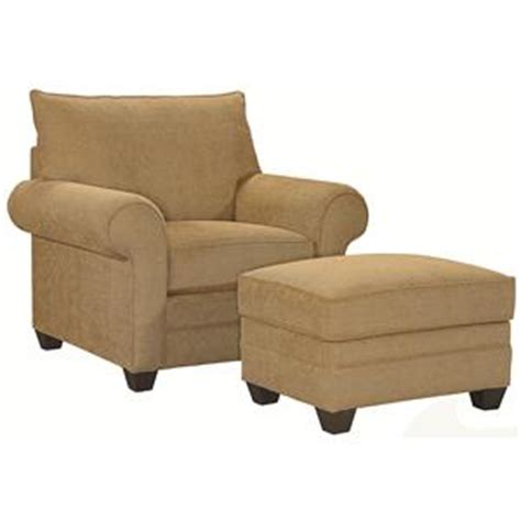 bassett alex casual upholstered chair and a half darvin