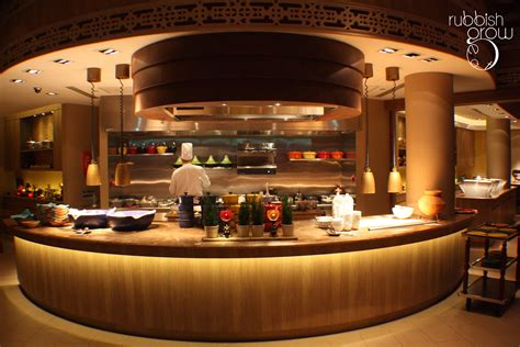 cuisine kitchen contemporary open plan restaurant kitchen home design
