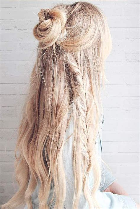 Morning Hairstyles by Best 10 Easy Morning Hairstyles Ideas On