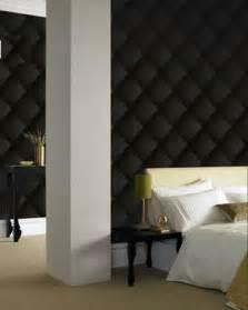 chambre capitonné papier peint chambre capitonne noir graham and brown