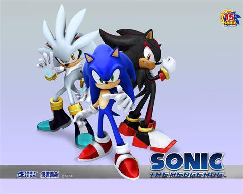 Sonic The Hedgehog 2006 Wallpaper