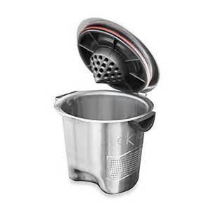 Stainless Steel Reusable Cup for Keurig Elite