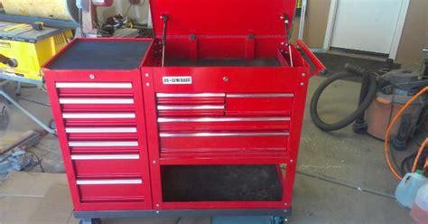 hf tool cart  side box tool boxesworkstations
