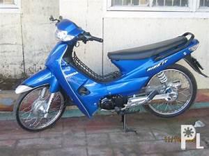 Modified Honda Wave Alpha 100cc W   Brand New Mags W