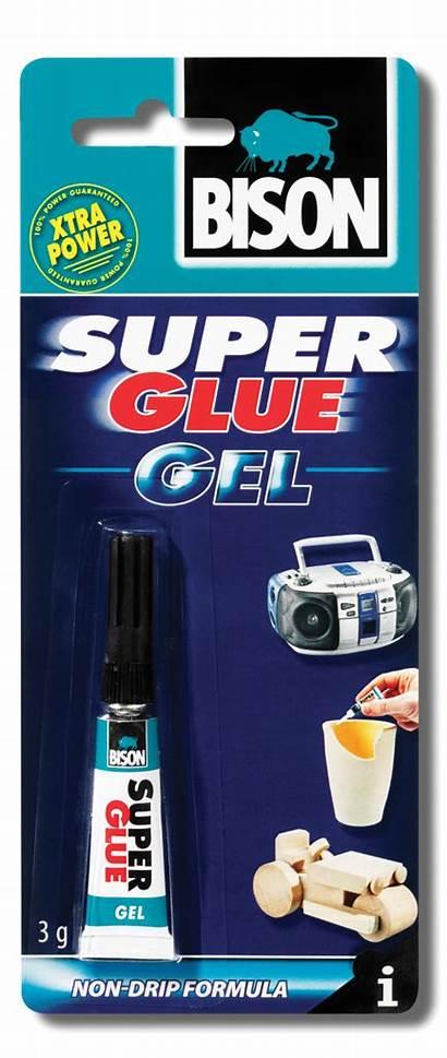 Ljepilo Bison Lepilo Gel 3g Glue Močno