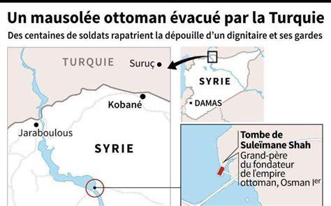 Dignitaire Ottoman by Turquie L Arm 233 E Entre En Syrie Pour 233 Vacuer Un Mausol 233 E