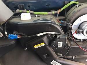 Rear Hvac Blower Control Module Repment Gmtnation Ac Won T