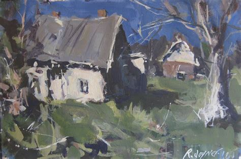 landscape paintings  robert joyner oen