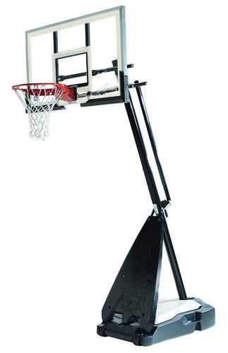 review   spalding nba hybrid portable basketball