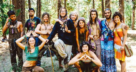 photo series proves   hippie movement  alive