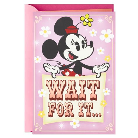 Maybe you would like to learn more about one of these? Disney Minnie Mouse and Friends Pop-Up Mother's Day Card - Greeting Cards - Hallmark