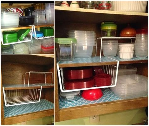 15 Clever Tupperware Storage Solutions
