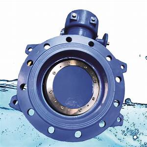 Double Offset Butterfly Valves Series 2e3  Double Flanged