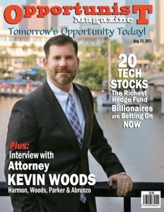kevin  woods trial attorney  tampa fl