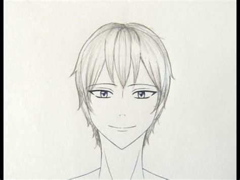 draw manga boy hairstyles  ways youtube