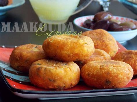 cuisine rapide sans four maakouda express a la fécule de pomme de terre le