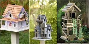 21, Unique, Birdhouses