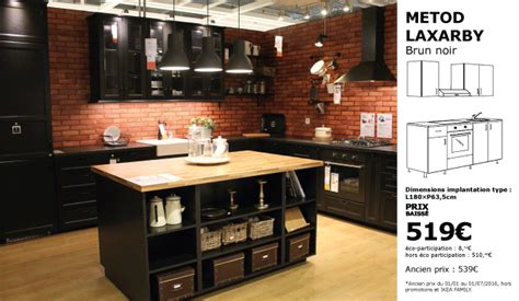 ikea cuisine noir cuisine cuisine brun noir ikea cuisine brun noir