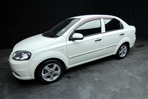 2012 Chevrolet Aveo 16 Lt At  Second Hand Cars In