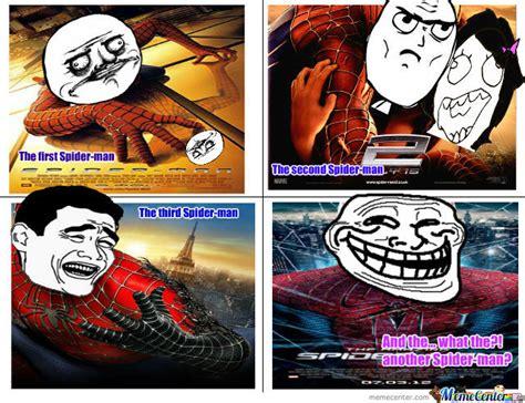 Spiderman Face Meme - the spiderman memes by codtroll meme center