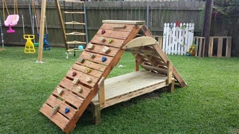 Pallet Climbing Structure … Pinteres…