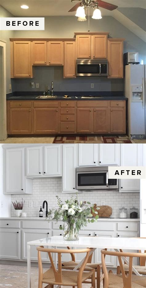easy kitchen cabinet painting easy weekend project diy painted cabinets the everygirl