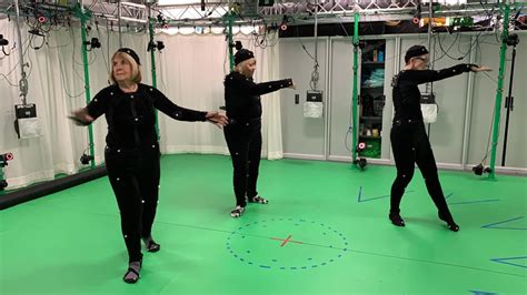 Motion capture technology used to prevent falls in older ...