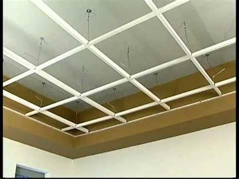 Drop Ceiling Grid by Hg Grid Vinyl Suspended Ceiling Grid Installation