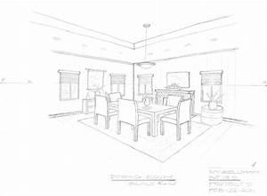 salle a manger 10 batiments et architecture With dessin salle a manger