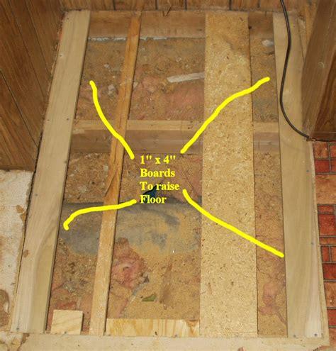 Fixing Squeaky Floors Under Linoleum by Floor Repair