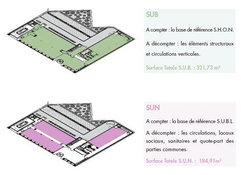 calcul surface utile bureaux n 251 annexe 30 rapport de m jean louis dumont sur le