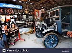 Garage Route 66 : garage hackberry general store gas station route 66 arizone usa stock photo 62338794 alamy ~ Medecine-chirurgie-esthetiques.com Avis de Voitures