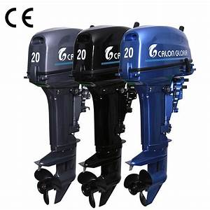 China Powerful 2 Stroke Manual Start Mariner Outboard