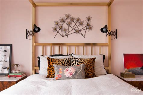 Blush Pink Master Bedroom Tour + Sources-the Gathered Home