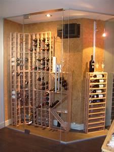 Caves A Vin : cellier sur mesure cellier en verre cave vin mont r gie ~ Melissatoandfro.com Idées de Décoration