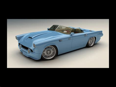 1950 Ford Custom Cars Car Interior Design