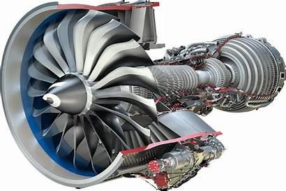 Leap Cfm 1a Engine International Thrust Section