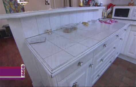 plan de travail cuisine en carrelage la cuisine colorée de sébastien damien et