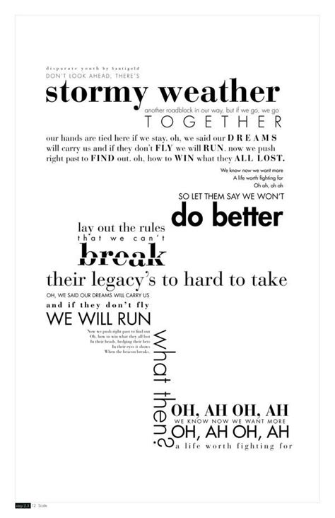 disparate youth i poem poster on behance expressive quote poem pinterest poem behance and