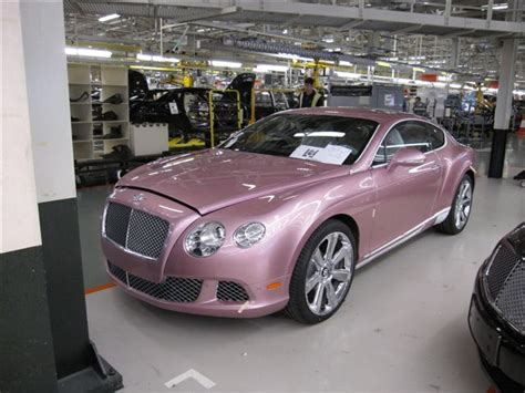 A Pink Bentley!?!?