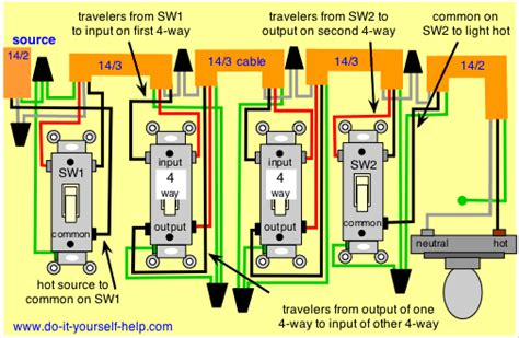 5 way light switch wiring diagram search