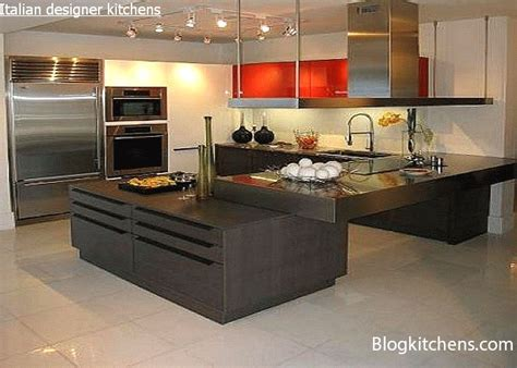italian design kitchen the characteristics of the italian designer kitchens 1999