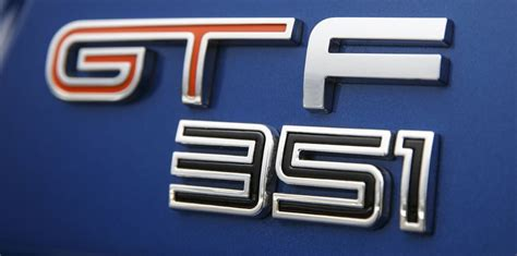 ford fpv gt  kw supercharged  sedan launched