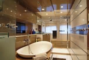 designer master bathrooms motor yacht noor master bathroom luxury yacht charter superyacht news