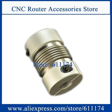 metal bellows flexible coupling dmm  backlash flexible coupling motor shaft high precision