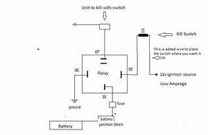 Battery Kill Switch Wiring Diagram Trailer