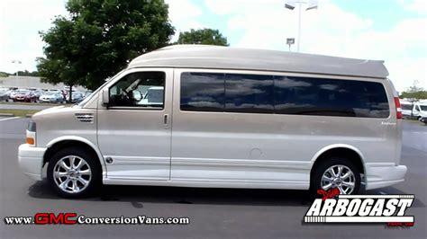 gmc explorer high top  passenger conversion van